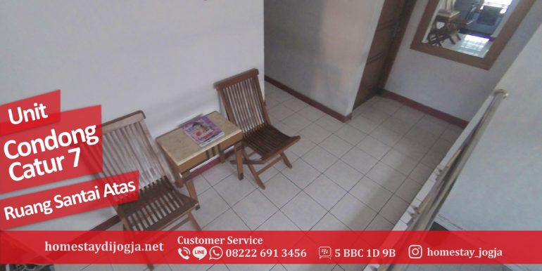 homestay condong catur