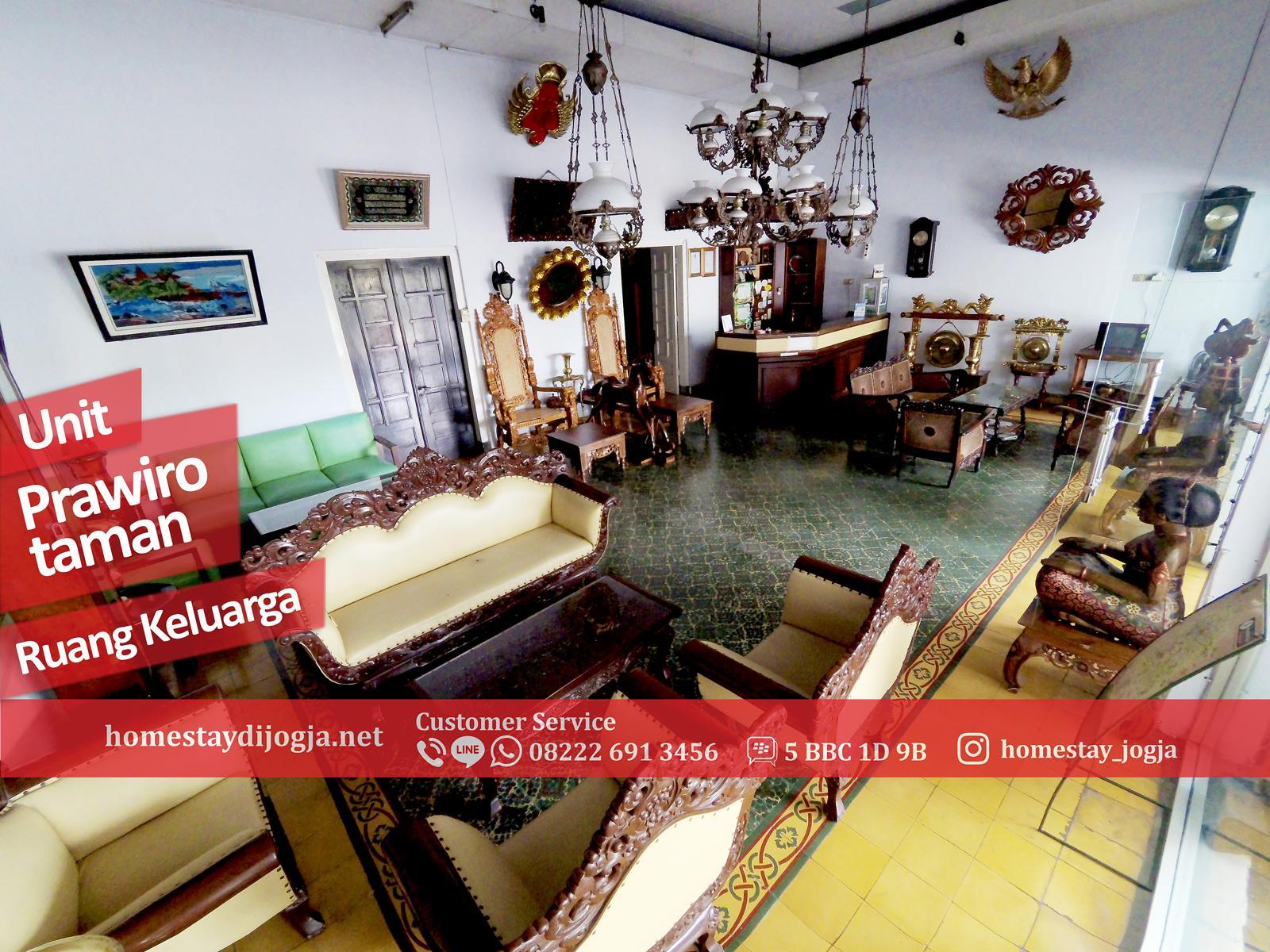 Guest House 25 Kamar di Prawirotaman